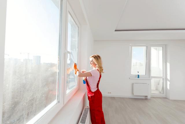 ניקוי חלונות הבית