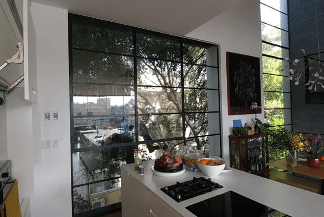 ניקוי חלונות בפתח תקווה - דוד קלין