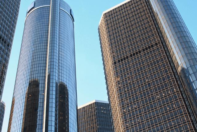 גורד שחקים, בניינים גבוהים