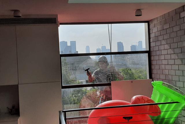 ניקוי חלונות דוד קלין
