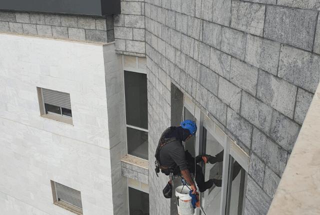 שירותי ניקוי חלונות בסנפלינג | דוד קלין